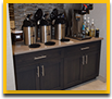 Custom C-Store Counters and Cabinets